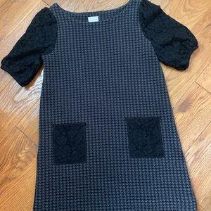 Anthropologie Postmark 9H15 SICL shift dress.